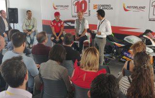 Conferencia Movilidad Eléctrica MotoGP