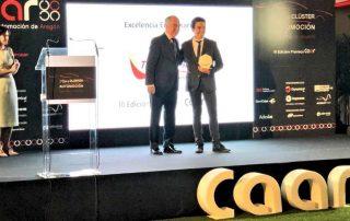 Entrega premio CAAR