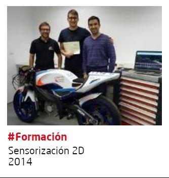 Formación Sensorización 2D