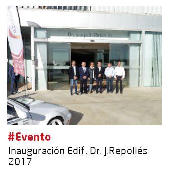 Edificiio Dr Joaquín Repollés