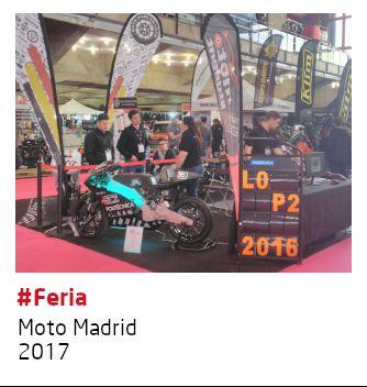 Feria MotoMadrid