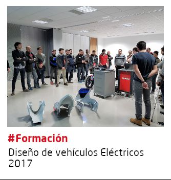 Formación Vehículos Eléctricos