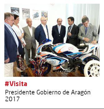 Visita Presidente DGA