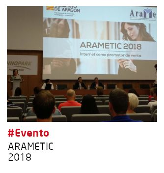 Evento Arametic