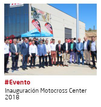 Inauguración MotoCrossCenter