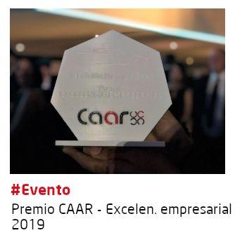Evento Premio CAAR