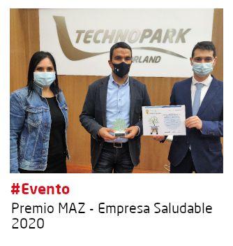 Evento Premio MAZ