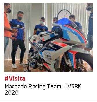 Visita Machado Team