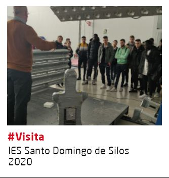 Visita IES Santo Domingo