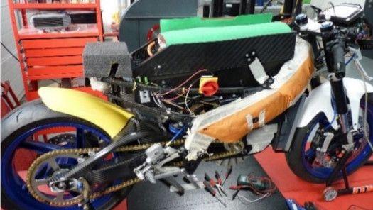 Prototipo Moto3.e