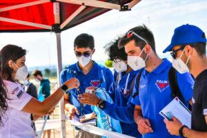 MotoStudent 2021 - Acreditación equipo