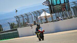 Evento Final MotoStudent - Ganador MotoStudent Petrol