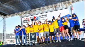 Evento Final MotoStudent - Best Industrial Project (Electric)