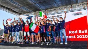 Evento Final MotoStudent - Ganador Red Bull MotoBoost 2020